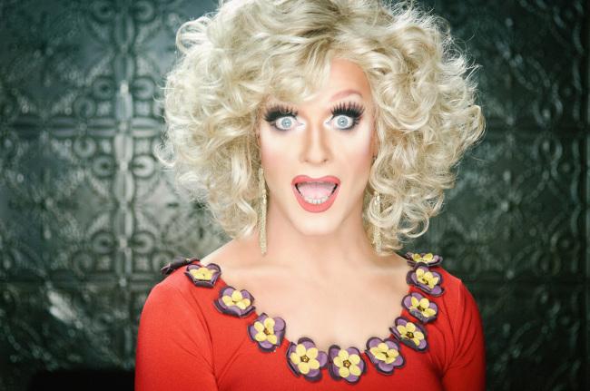 Irish drag queen Rory O'Neill, aka Panti Bliss (Conor Horgan)