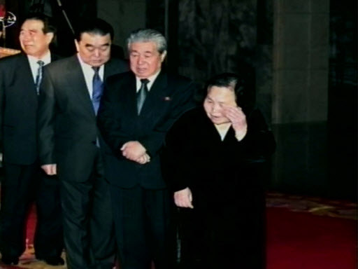 In a file photo, Ju Kyu-chang (2nd from right) (Yonhap)