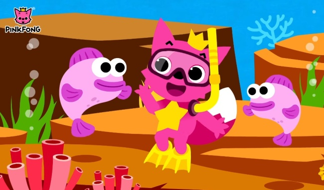 (Pinkfong's YouTube channel)