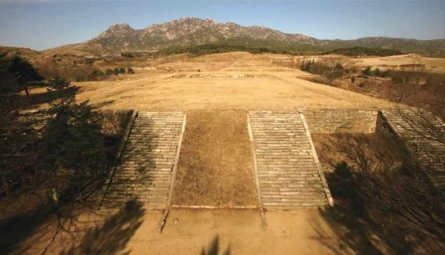 Manwoldae site (Cultural Heritage Administration)