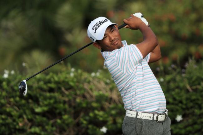 Tadd Fujikawa`s last PGA Tour appearance came at the 2017 Sony Open (AFP)