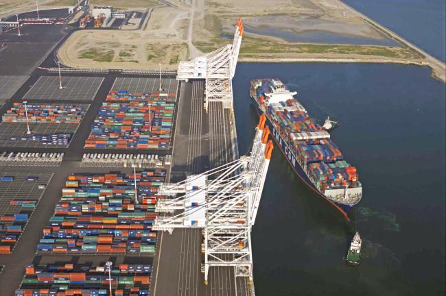 Le Havre Port (P. Plisson/Mer et Marine)