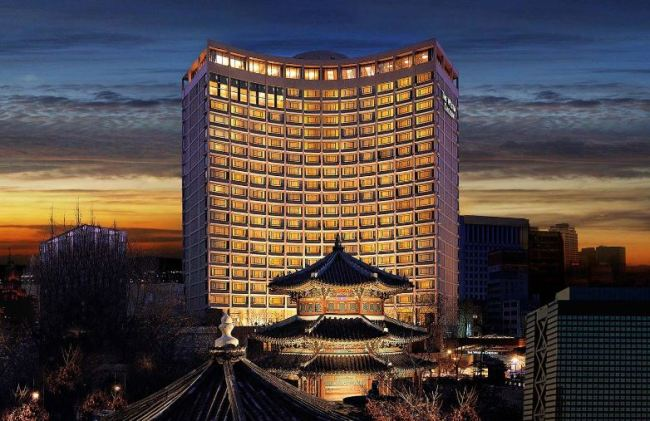 Westin Chosun Hotel Seoul South Korea