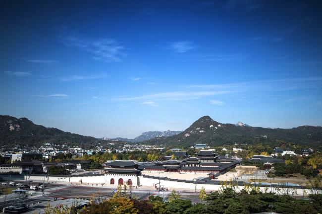 Gyeongbokgung, main palace in Seoul (KTO)