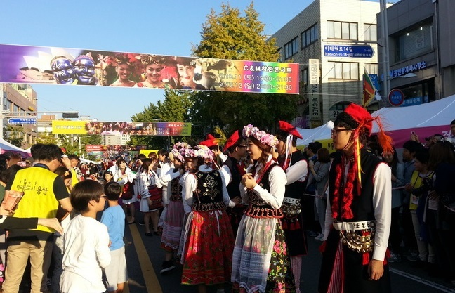 Itaewon Global Village Festival (Korea Tourism Organization)