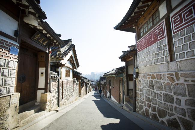 Bukchon Hanok Village (UTO image)