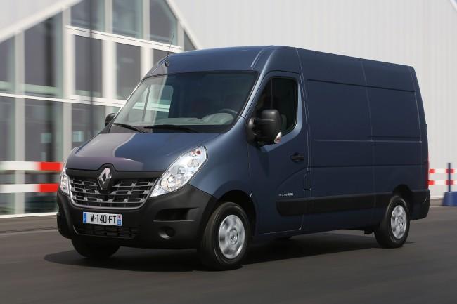 Renault Master (Renault Samsung Motors)