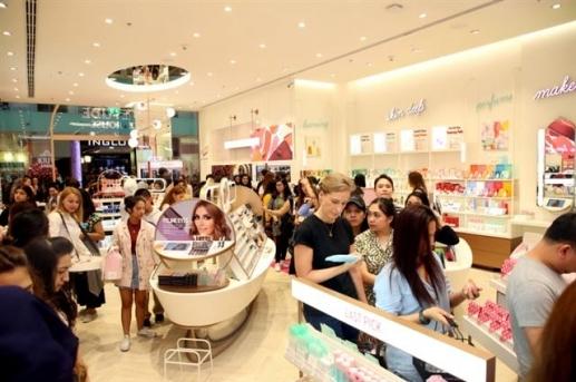 Amorepacific's Etude House store in Dubai (Amorepacific)