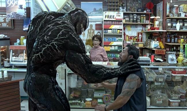 """""""Venom"""" (Sony Pictures Korea)"""