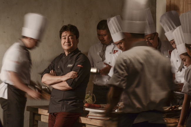 Restaurant entrepreneur Paik Jong-won (Theborn Korea)