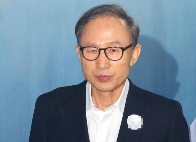 Lee Myung-bak (Yonhap)