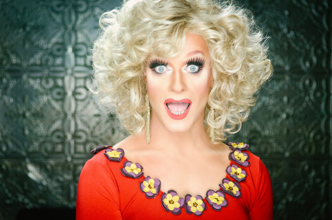 Rory O'Neill, also known as Panti Bliss, is Ireland's foremost drag queen and LGBTI rights activist. (Rory O'Neill)