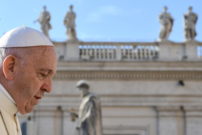Pope Francis (Yonhap)