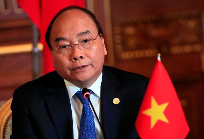 Vietnam`s Prime Minister Nguyen Xuan Phuc (Yonhap)