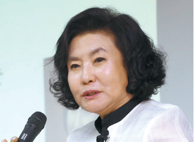 Lee Young-hee (Yonhap)