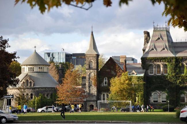 University of Toronto St. George Campus (UofT)