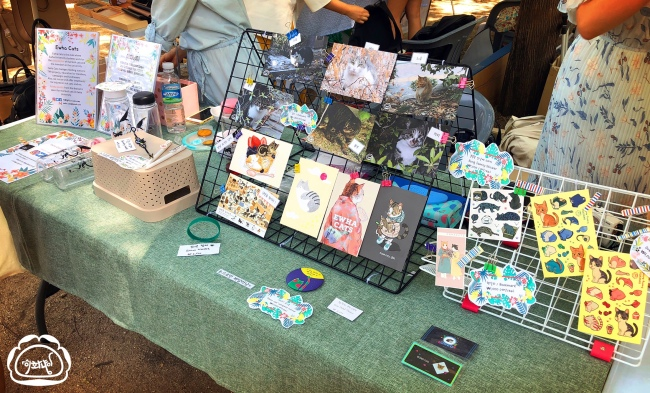 Ewha-Cats selling diverse items to fund raise for diverse protection projects (Ewha Cats)