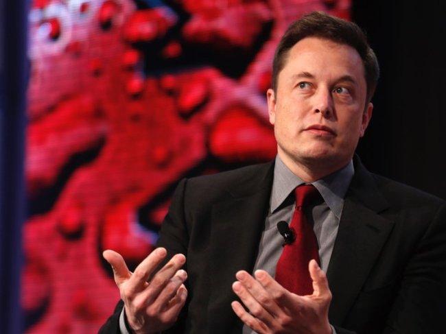 Tesla Motors CEO Elon Musk (Reuters)