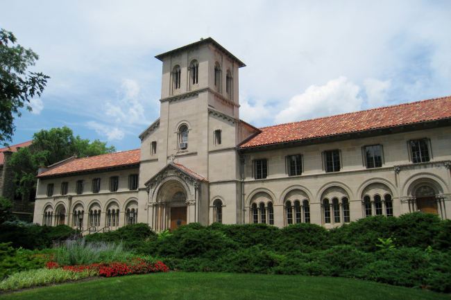 Oberlin College Bosworth Hall (Oberlin College)