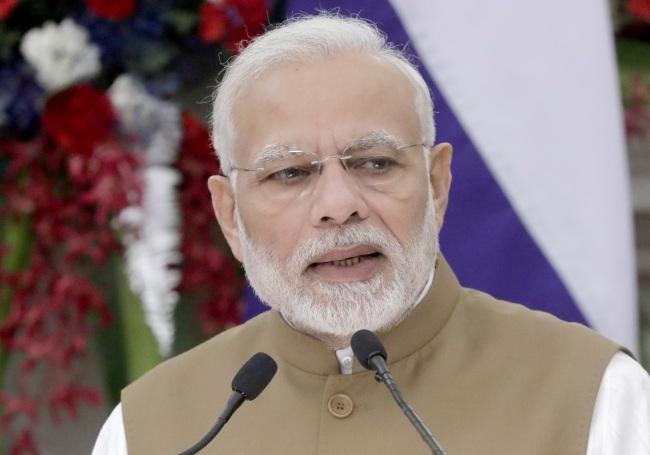Indian Prime Minister Narendra Modi (Yonhap)