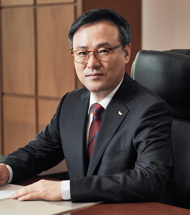 SK Holdings CEO Jang Dong-hyun (SK Holdings)