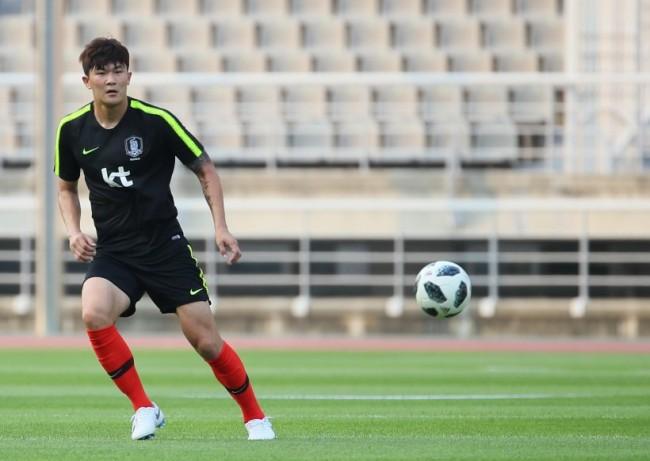 Kim Min-jae (Yonhap)