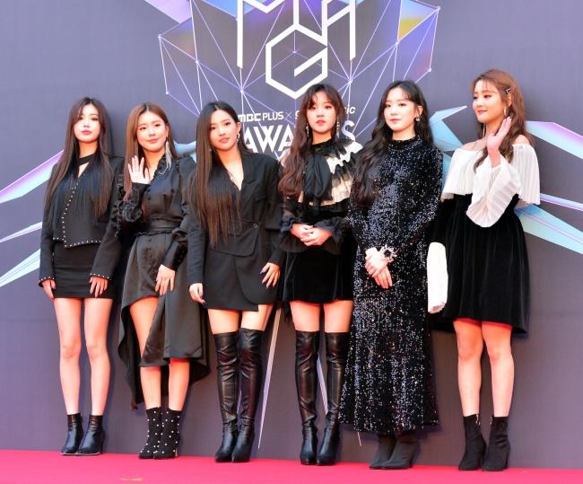 (G)I-DLE. (Park Hyun-koo/The Korea Herald)
