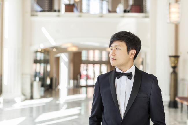 Pianist Sunwoo Ye-kown (Sejong Center)