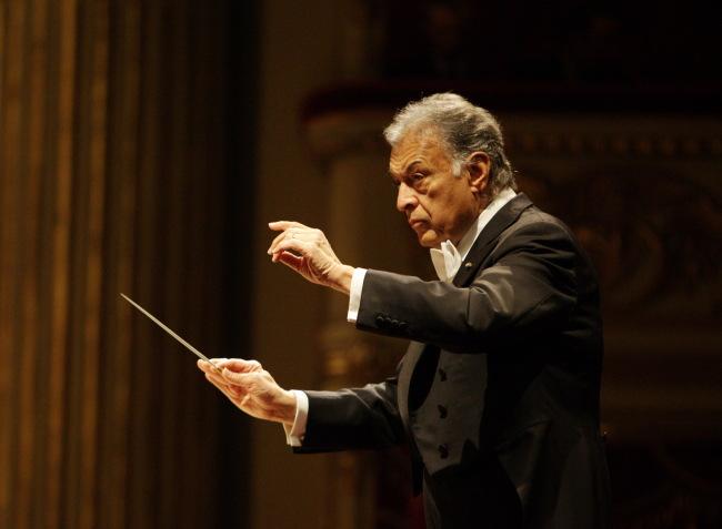 Conductor Zubin Mehta (Vincero)