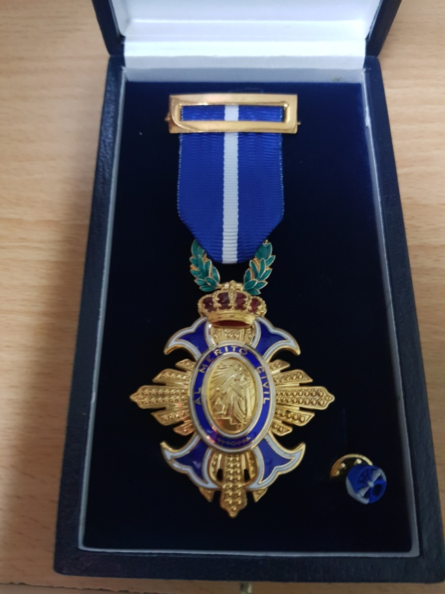 The Officer's Cross