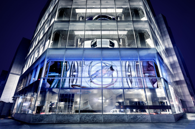 """Hyundai Motor Studio Seoul is slated to kick off the """"Future Humanity -- Our Shared Planet"""" media art project later this week. (Hyundai Motor)"""