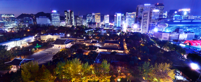 Deoksugung Palace, Seoul (Park Hyun-koo/The Korea Herald)