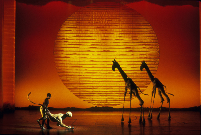 """Circle of Life in """"The Lion King"""""""