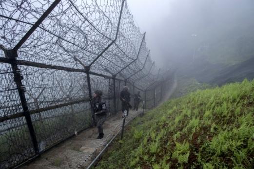 DMZ (Yonhap)