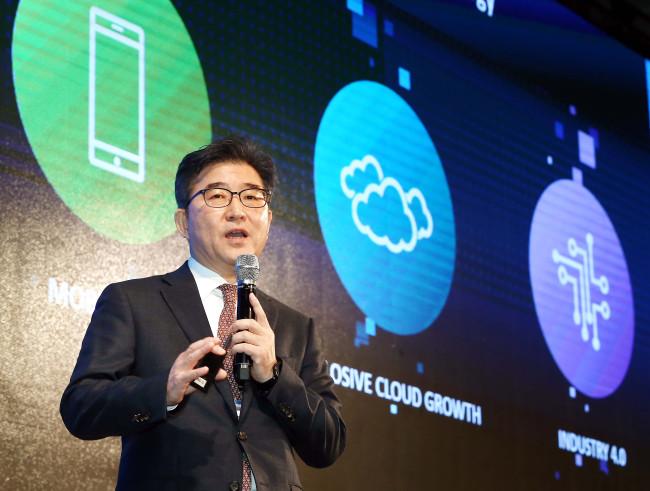 Jun In-ho, managing director of VMware Korea (VMware Korea)