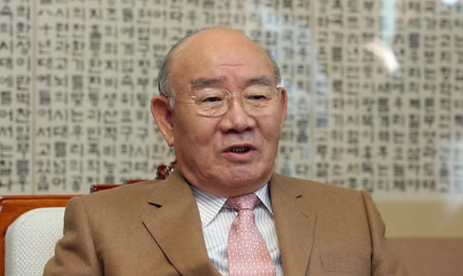 Former President Chun Doo-hwan (Yonhap)
