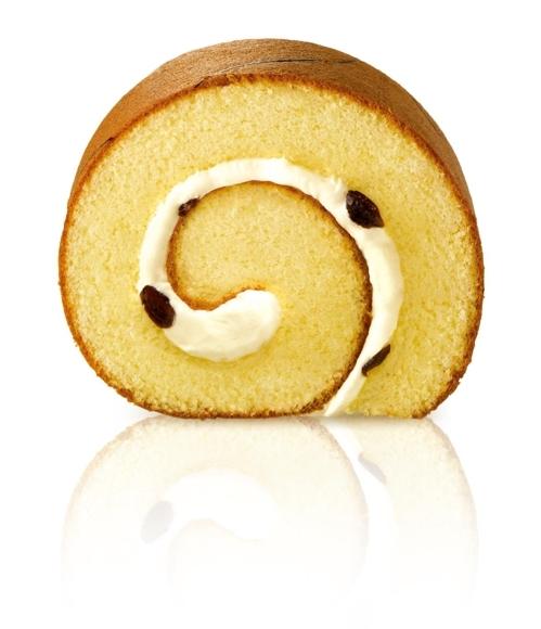 Silky Roll Cake (Paris Baguette)