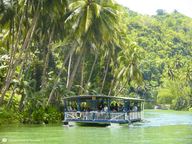 Loboc River Cruise, Bohol (Philippine Department of Tourism)