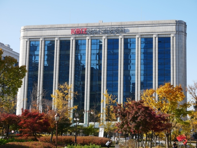 The Korea Federation of Small and Medium Business` main office in Yeouido, Seoul (Yonhap)