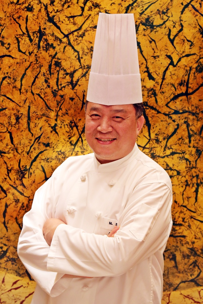 Chef Cho Nae-sung (Millenium Seoul Hilton)