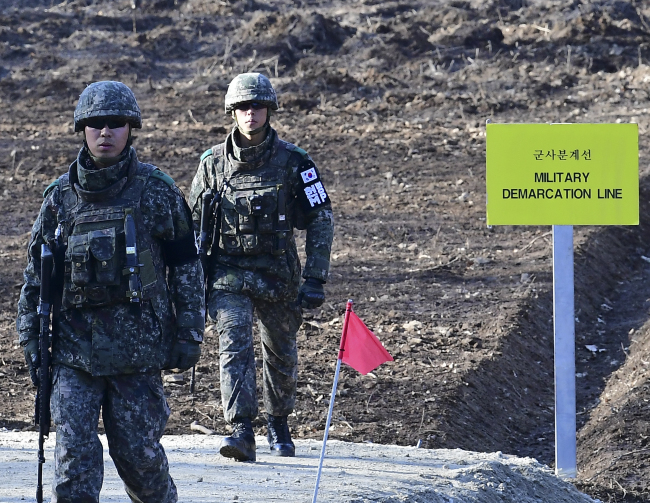 Image result for N.Korean Soldier Defects Past Unmanned Guard Post