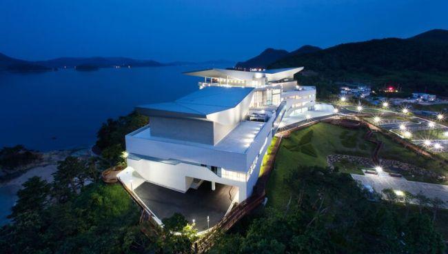 Tongyeong Concert Hall in Tongyeong, South Gyeongsang Province (TIMF)