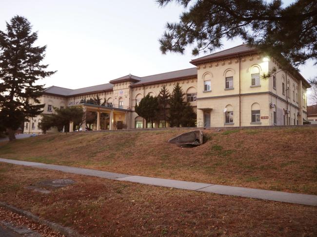 The Joint US Military Affairs Group-Korea building (Joel Lee/The Korea Herald)