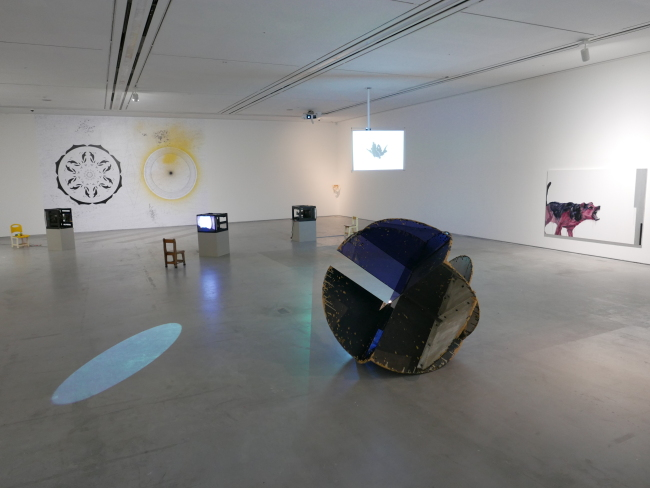 "An installation view of Doosan Gallery Seoul's latest exhibition ""Cour des Miracles"" /DAC"