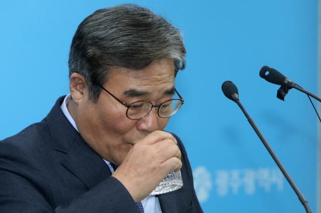 Gwangju vice mayor Lee Byeong-hoon (Yonhap)