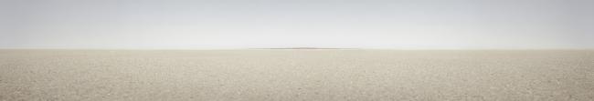 "Photographer Lee Myung-ho's 2009 work ""Mirage #1, Gobi Desert"" (Gallery Hyundai)"