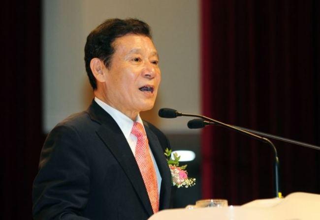 Former Gwangju Mayor Yoon Jang-hyun (Yonhap)