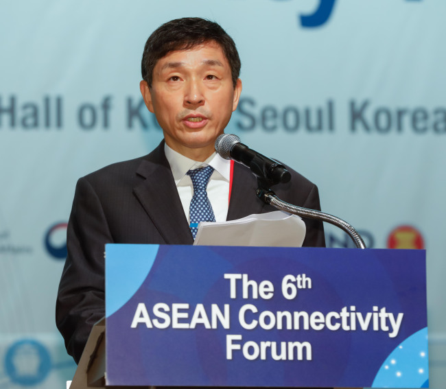 ASEAN-Korea Center Secretary General Lee Hyuk (AKC)