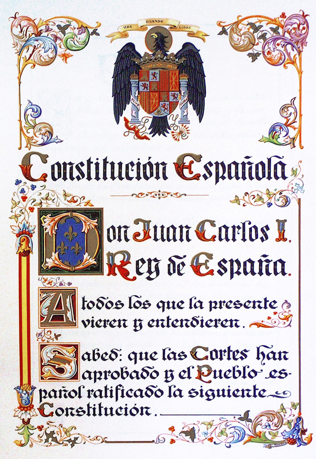 Spanish Constitution of 1978