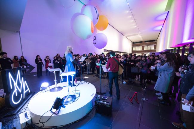 MMCA's Museum Night event in 2017 (MMCA)